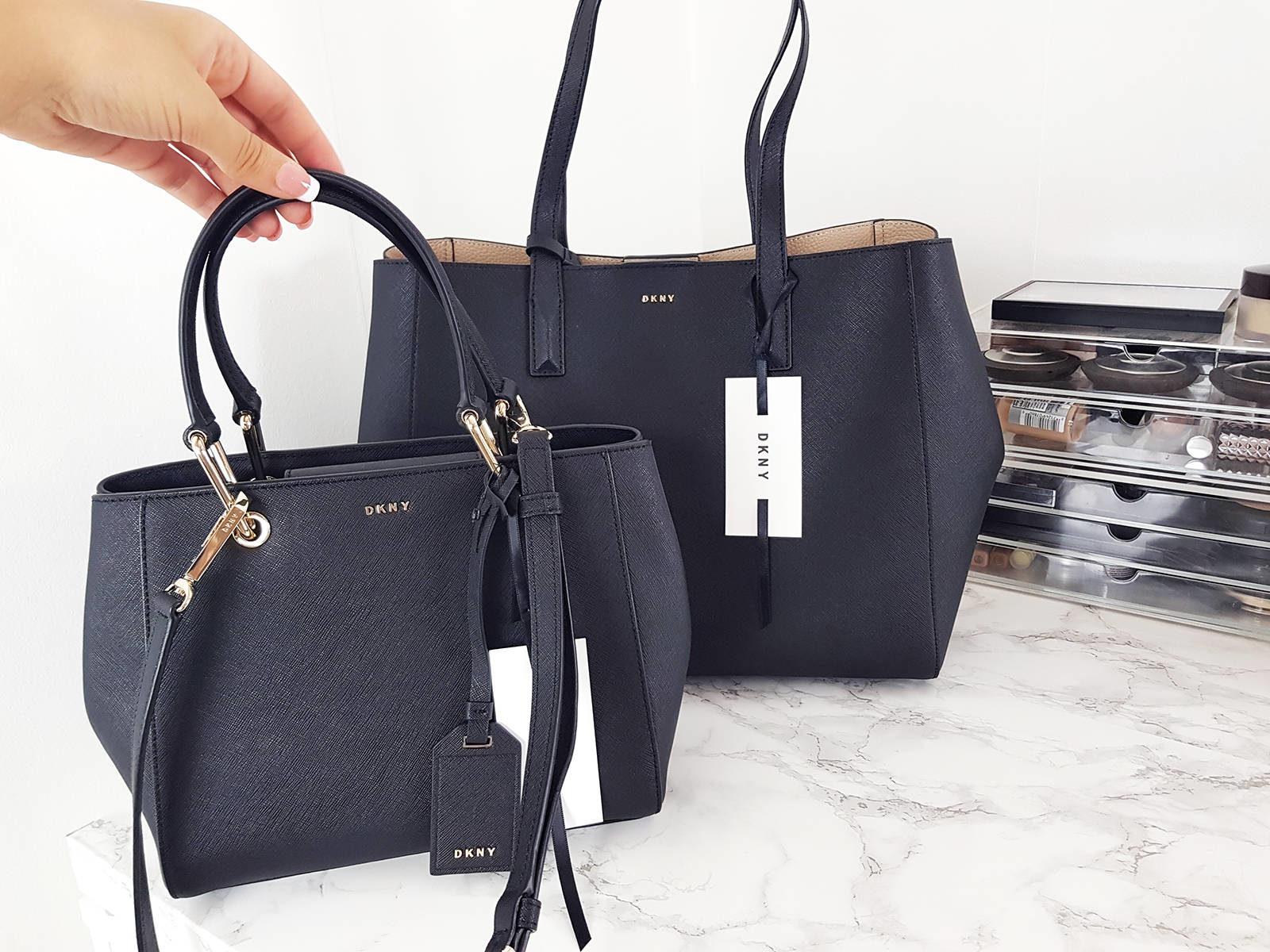 DKNY väskor – Linda Rainio